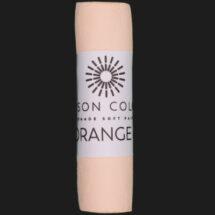 Orange 6 single pastel.
