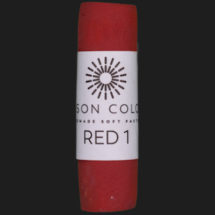 Red 1 single pastel.