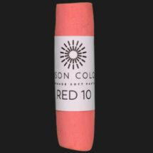 Red 10 single pastel.