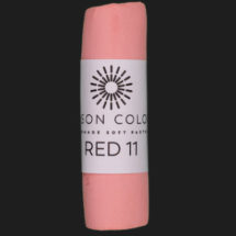 Red 11 single pastel.