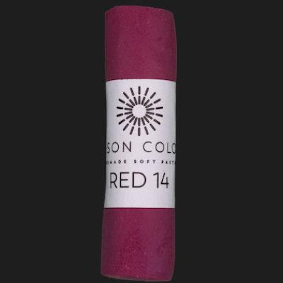 Red 14 single pastel.