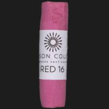 Red 16 single pastel.