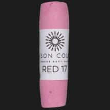Red 17 single pastel.
