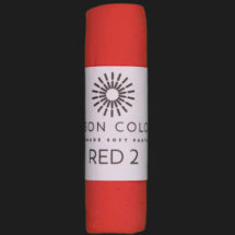 Red 2 single pastel.