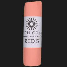 Red 5 single pastel.