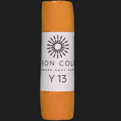 Yellow 13 single pastel.