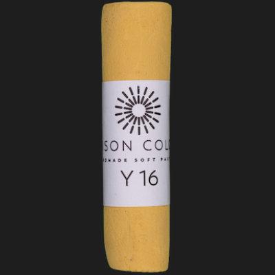 Yellow 16 single pastel.
