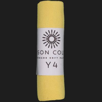 Yellow 4 single pastel.