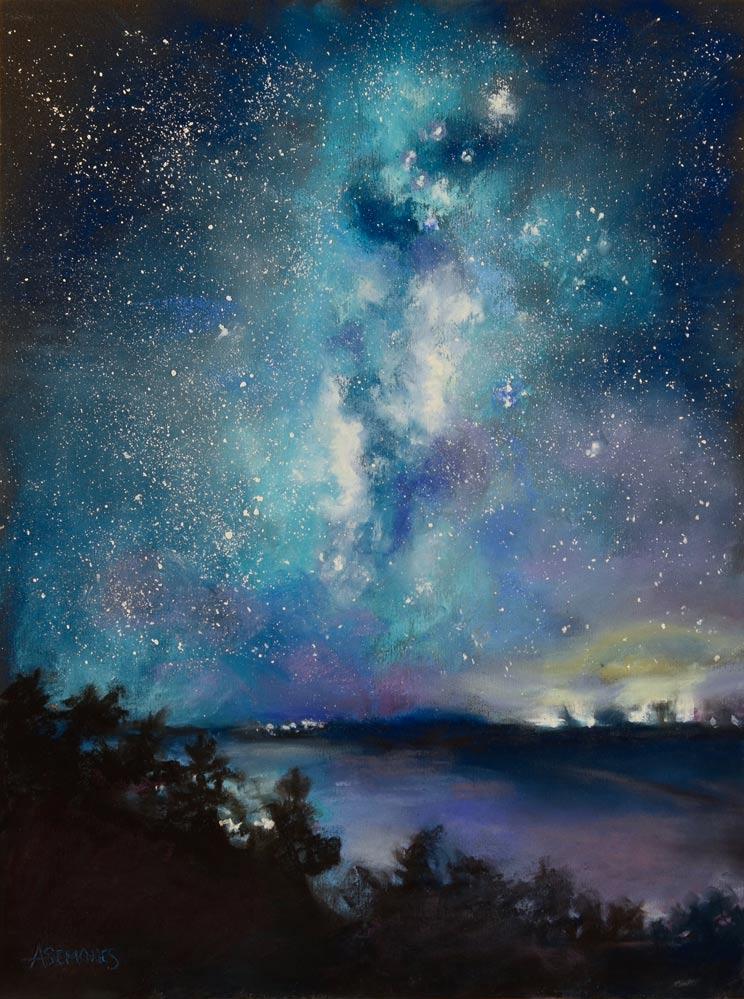 Heavens I, by Alisa Simones.