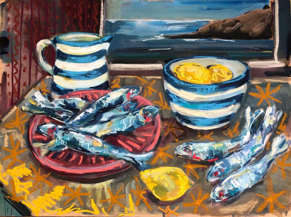 Cornish Haul, by Amy Shuckburgh