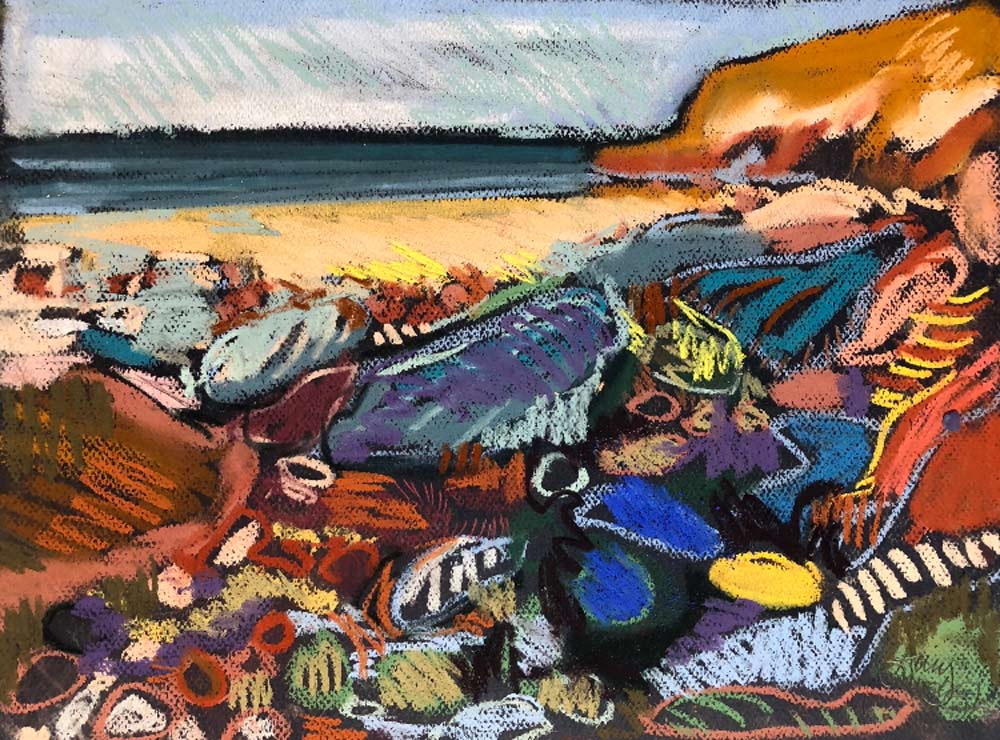 Rock Colours, by Amy Shuckburgh