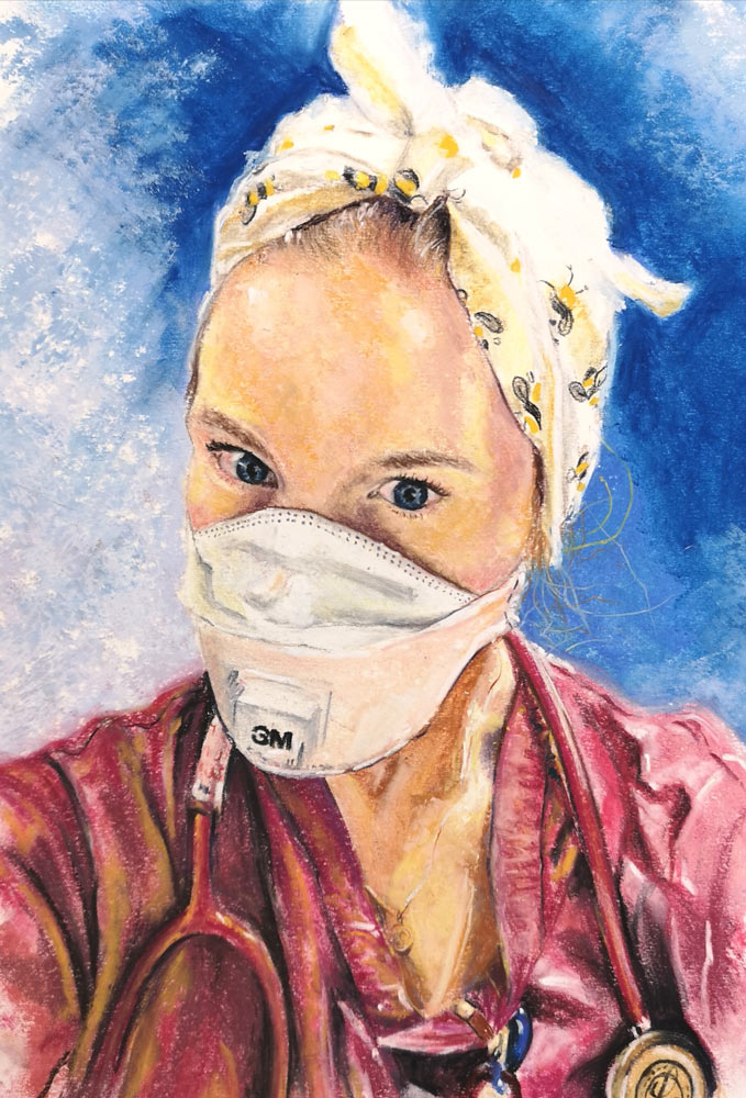 NHS3, by Estelle Robinson.