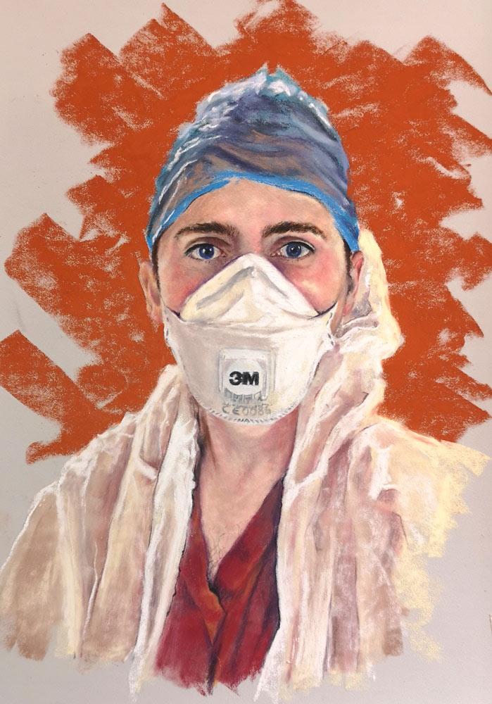 NHS6, by Estelle Robinson.
