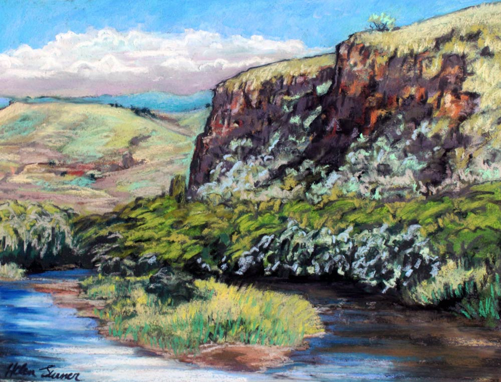 River View, by Helen Turner