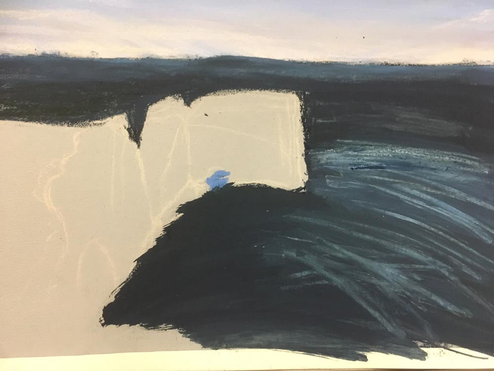 An Artist's Experience: 5 Day Pastel Challenge with Nina Squire, by Sara Lawrence 4