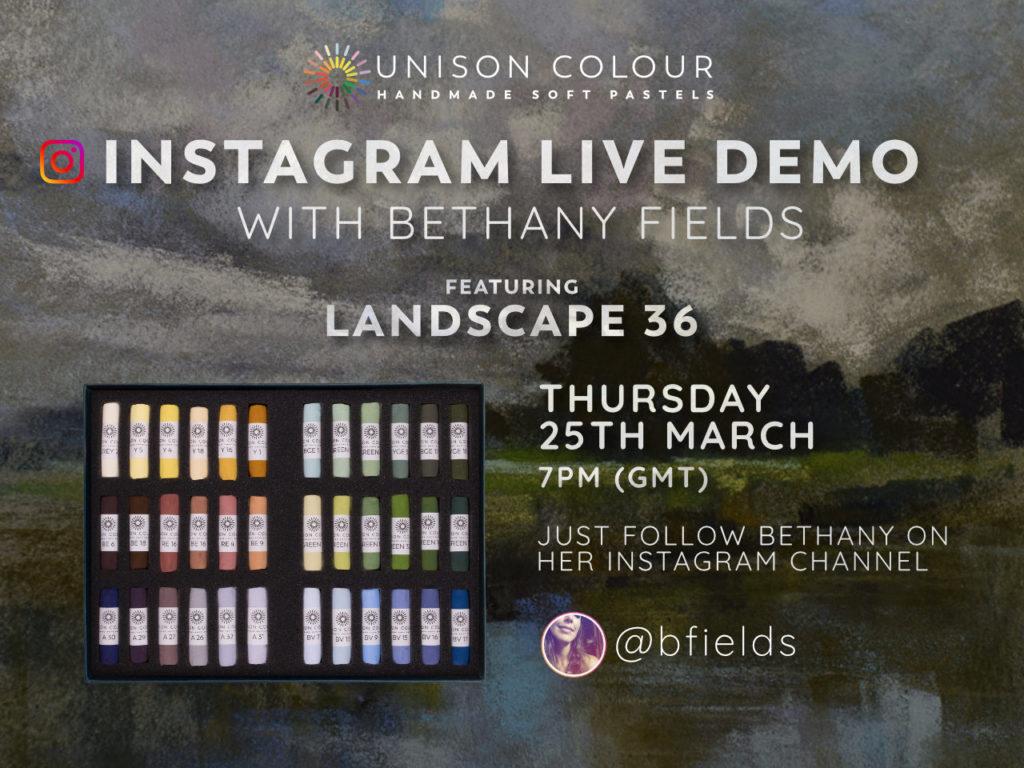 Instagram Live Demo with Bethany Fields 1