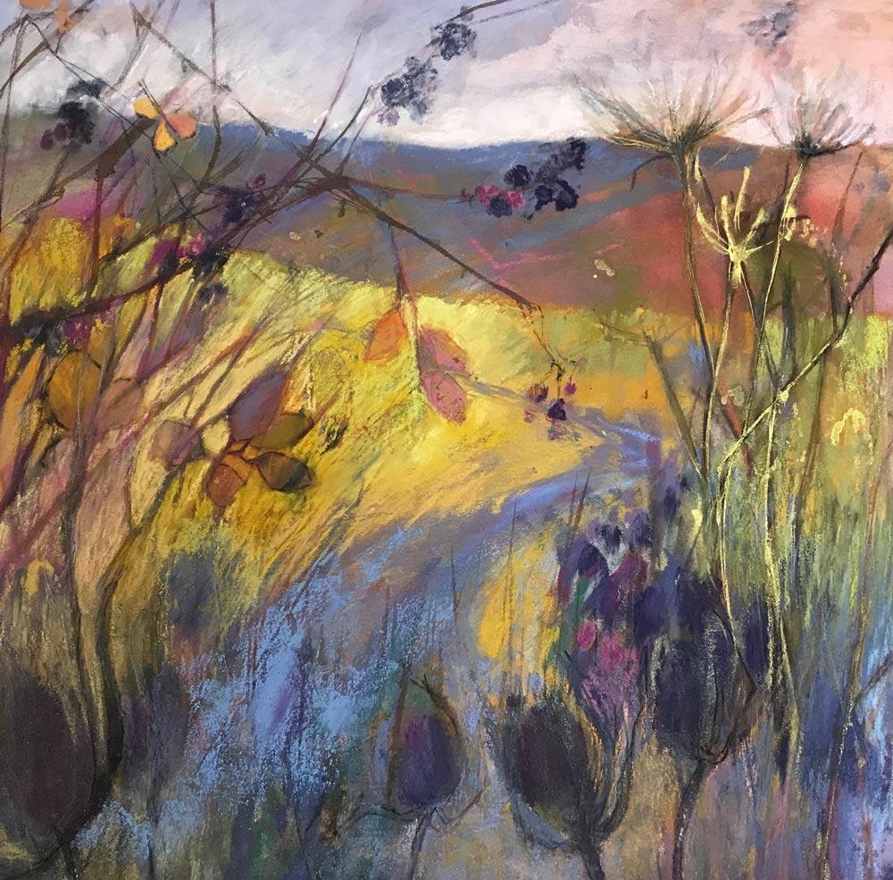 Autumn, by Judy Tate.