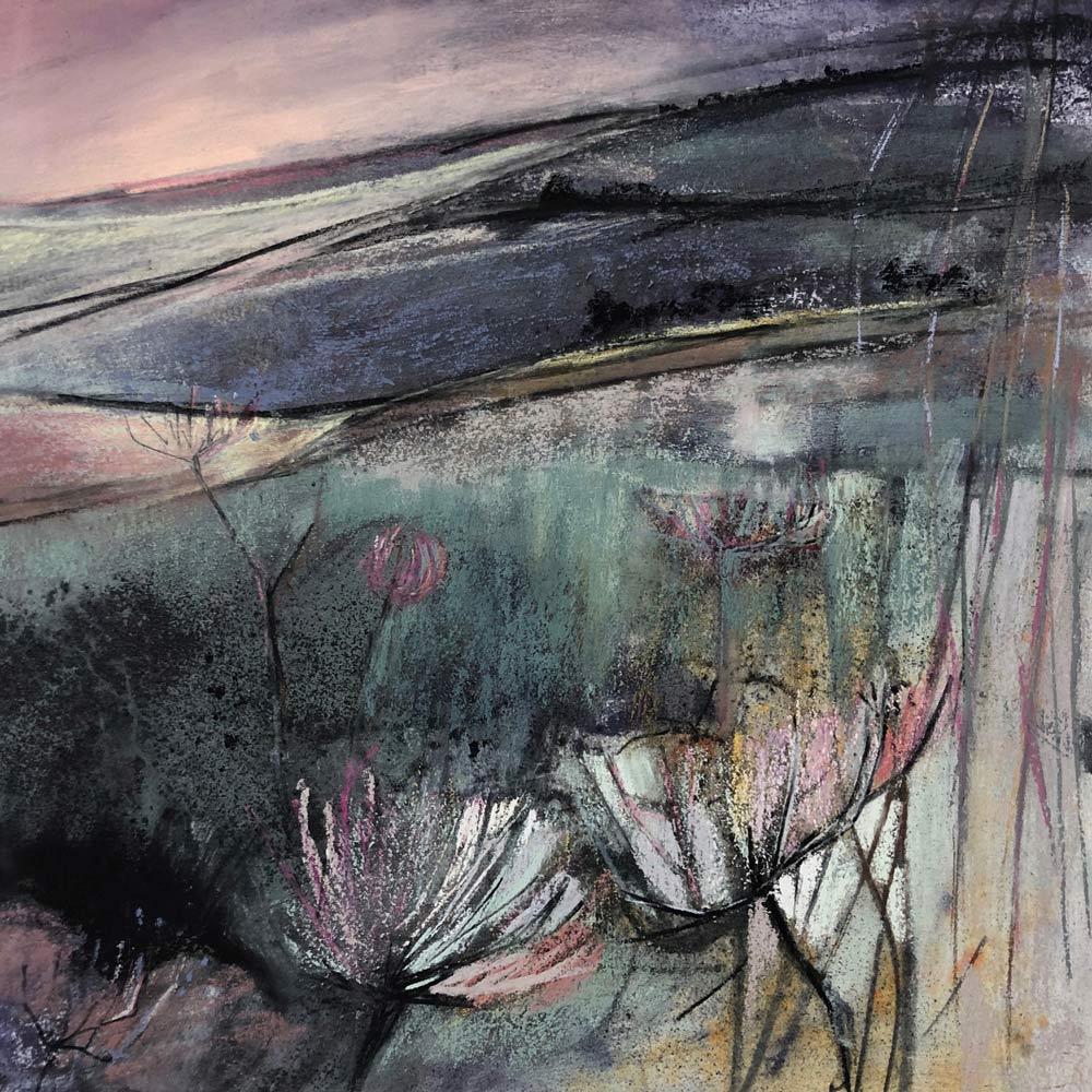 Moonlight Sonata, by Judy Tate
