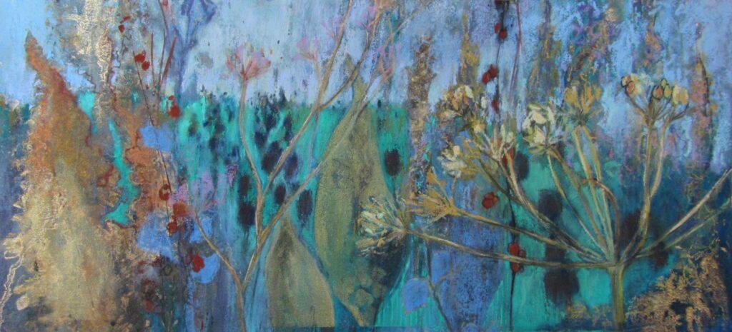 Oro, by Judy Tate.