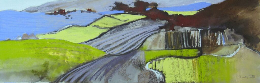 Yorkshire Dales, by Judy Tate.