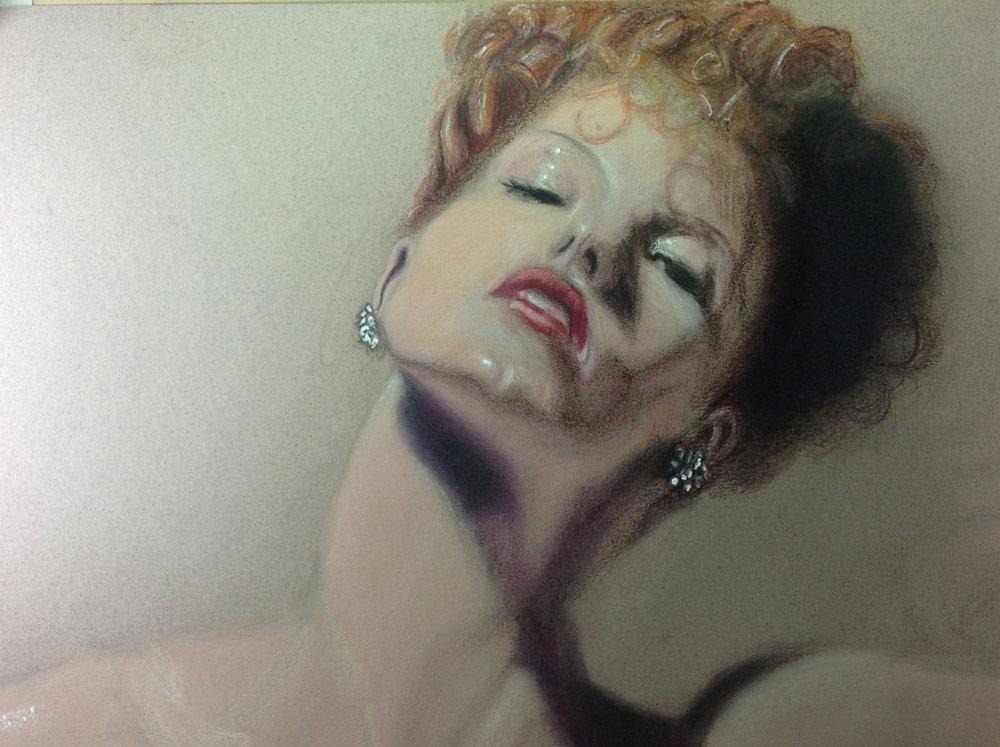 Portraiture and Unison Colour Soft Pastels 1