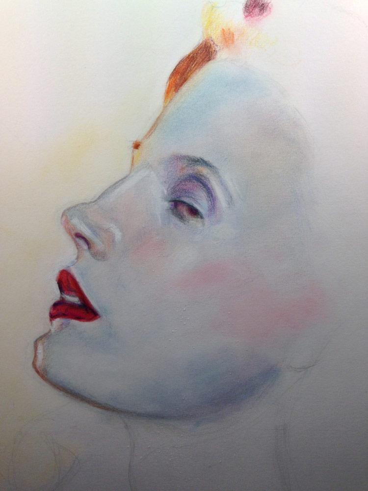 Portraiture and Unison Colour Soft Pastels 5