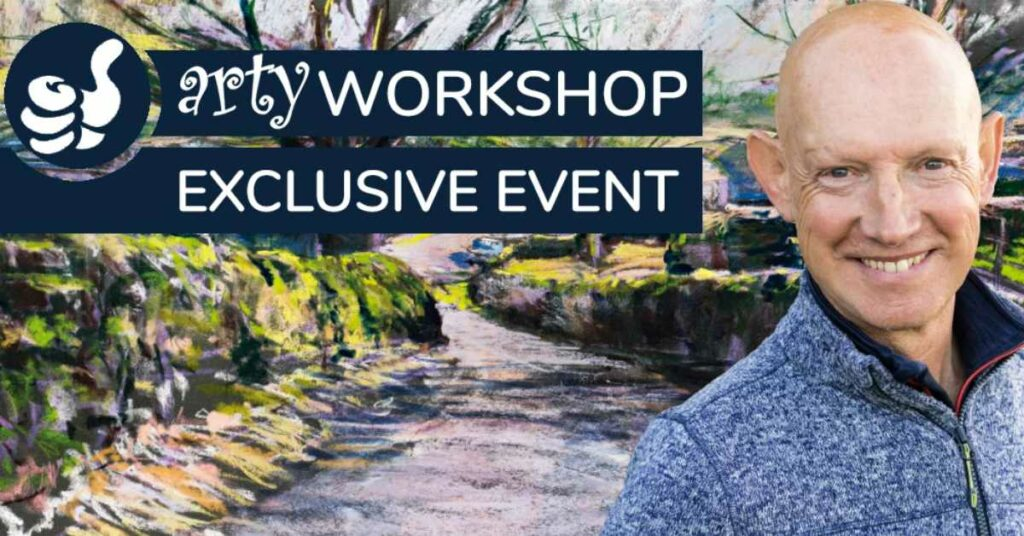 Workshop: Yorkshire Dales in Pastels with Robert Dutton 1
