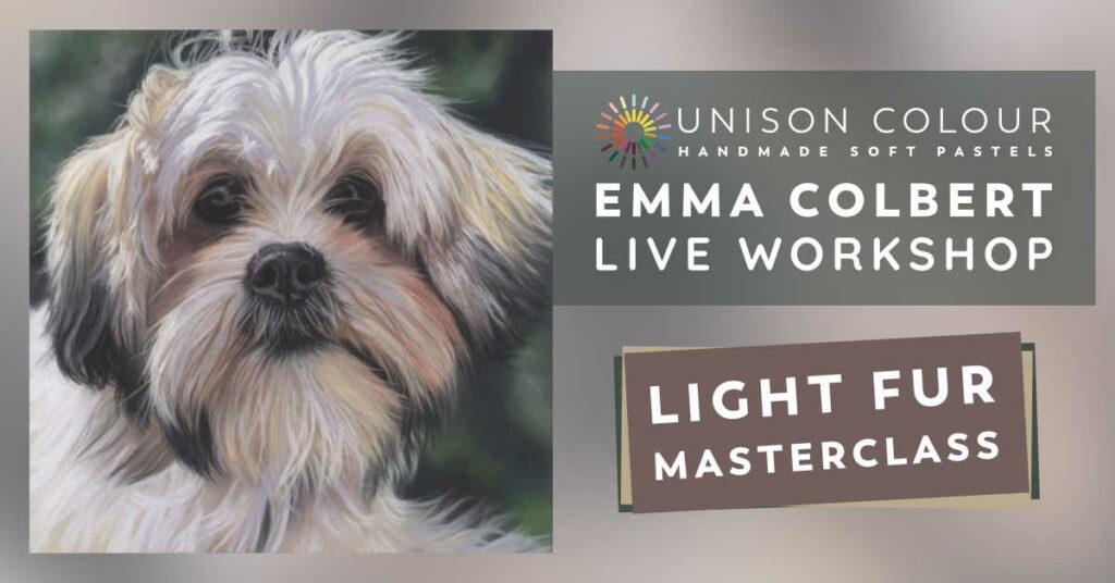Emma Colbert 'Light Fur Masterclass' Online Workshop 1